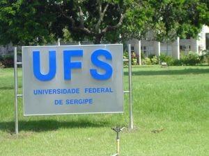 Universidade Federal de Sergipe (Foto: Flavio Antunes/ G1 SE)