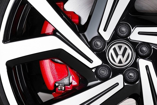 Volkswagen Polo GTI 2018 (Foto: Divulgação)