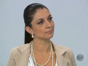 Advogada especialista em direito do consumidor Andréia Gomes (Foto: Reprodução/ EPTV)