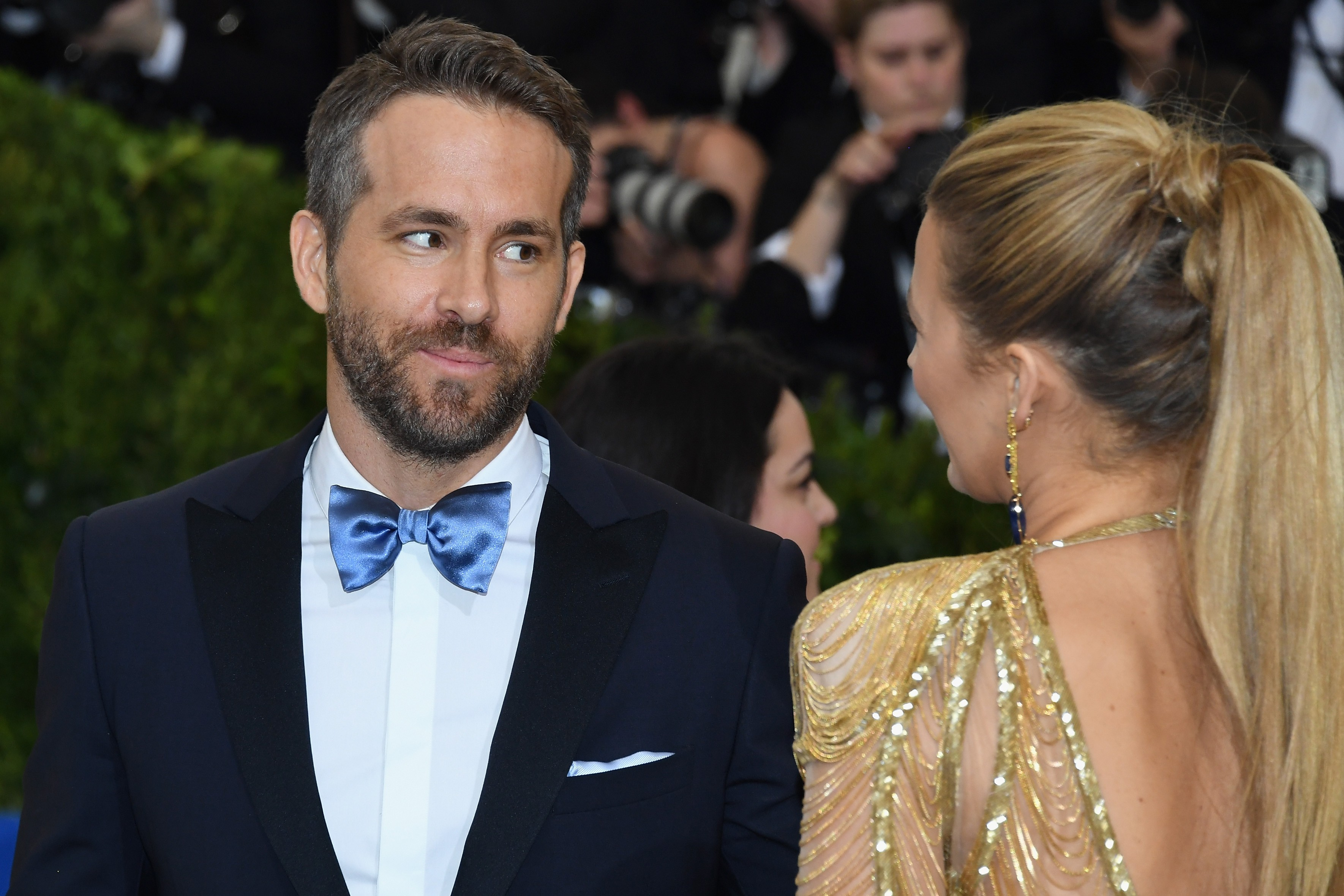 Ryan Reynolds e Blake Lively (Foto: Getty Images/Dia Dipasupil)