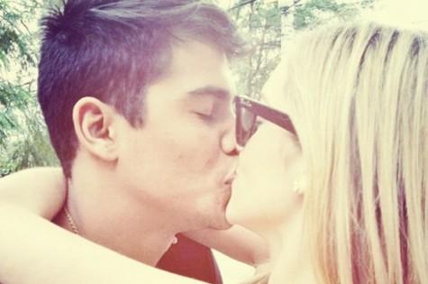 Sophia Abrahão e Micael Borges (Foto: Foto: Reprodução do Twitter)