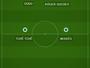 Análise: Cuca leva Palmeiras a triunfo com mudança tática e jogada ensaiada