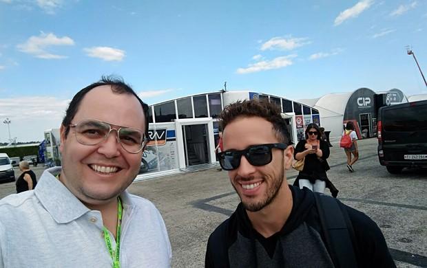 "BLOG: MM Colaboradores - EXCLUSIVO! Diário de Bordo de Ricardo ""The Doctor"" Lilla - Bienvenuto a Misano!"