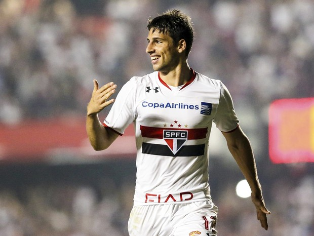 O argentino Jonathan Calleri  (Foto: Getty Images)