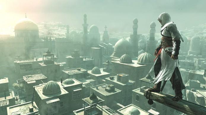 Assassins Creed 1 (Foto: Divulgação/Ubisoft)