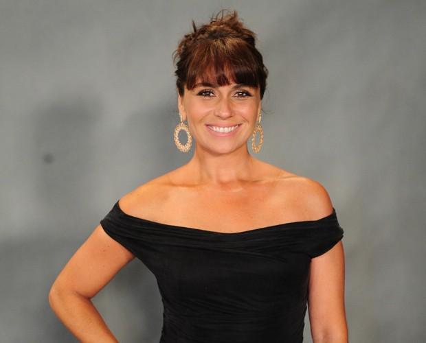Giovanna Antonelli vai tomar café da manhã no Mais Você (Foto: Mais Você / TV Globo)