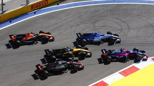 Foto: (Fórmula 1)