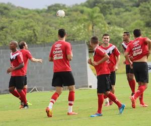 joinville jec treino (Foto: José Carlos Fornér / JEC)