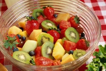 Receita de salada de fruta - Foto meramente ilustrativa (Foto: Getty Images)