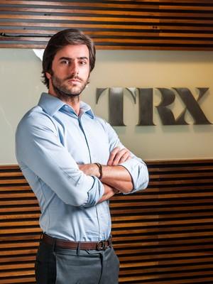José Alves Neto, da TRX (Foto: Divulgação)