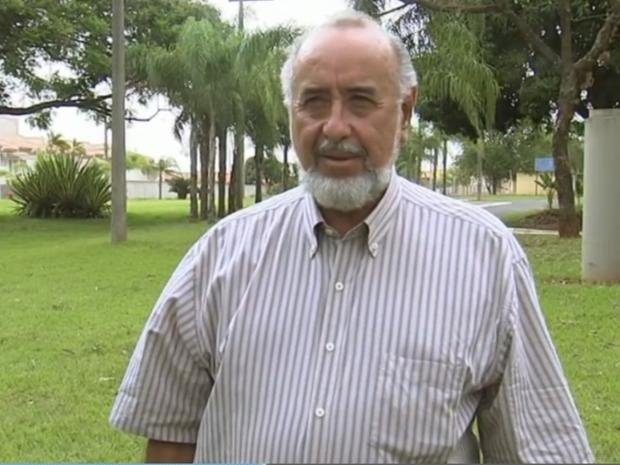 Ex-prefeito de Ilha Solteira, Edson Gomes, teve habeas corpus negado (Foto: Reprodução/ TV TEM)