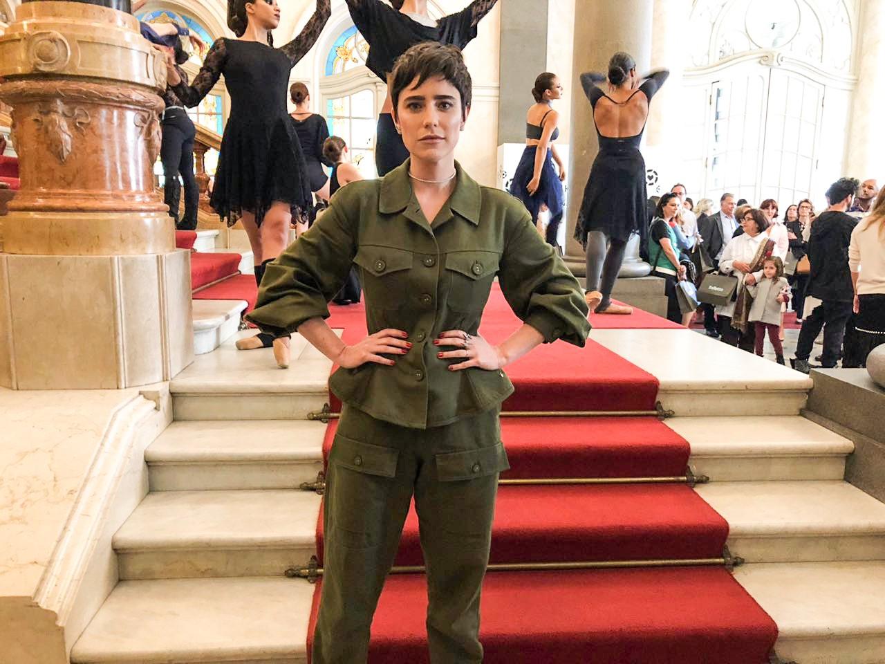 Fernanda Vasconcelos (Foto: Divulgação)