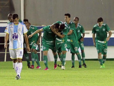 Macaé x Guarani pela Série C do Campeonato Brasileiro 6 (Foto: Tiago Ferreira)