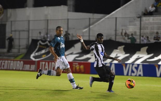 Erick Flores, meia do ABC - ABC x Goiás (Foto: Rodrigo Sena/VIPCOMM)
