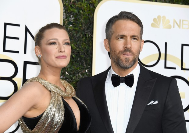 Blake Lively e Ryan Reynolds (Foto: Getty/Frazer Harrison)