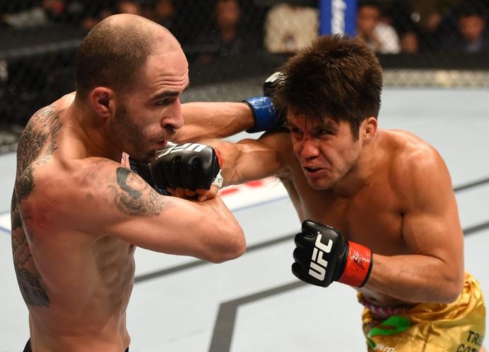 Henry Cejudo Chico Camus UFC 188 (Foto: Getty Images)
