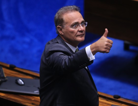O senador Renan Calheiros (PMDB-AL) (Foto: PMDB Nacional/Flickr)