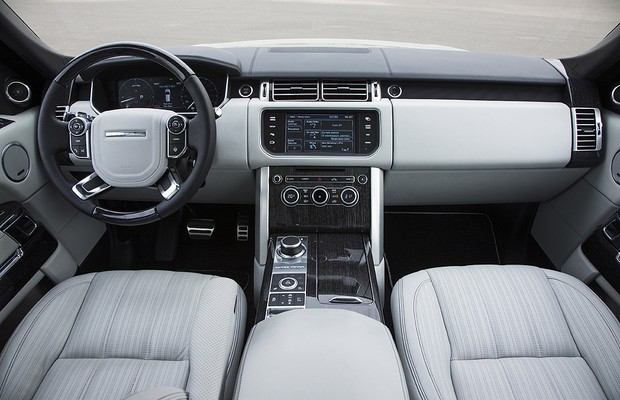 Land Rover Range Rover Vogue 2013 (Foto: Land Rover)