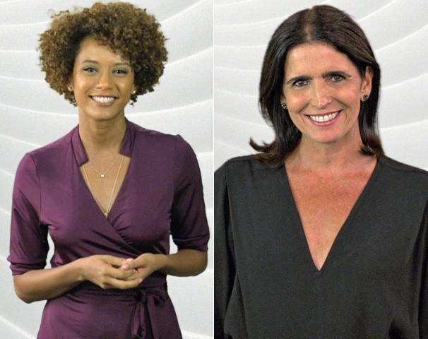 Taís Araújo e Malu Mader estrelam campanha da Globo para o Dia Internacional da Mulher, no dia 8 (Foto: Globo)