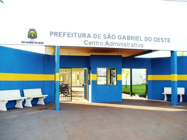 Prefeitura de São Gabriel do Oeste MS (Foto: Herica Bortolini/Prefeitura de São Gabriel do Oeste)