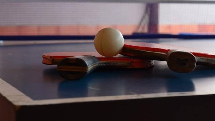 Aberto de Tênis de Mesa (Foto: Jheniffer Núbia/GloboEsporte.com)