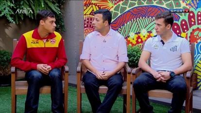 Mike e Ronaldo Mendes falam sobre a decisão do Campeonato Paulista