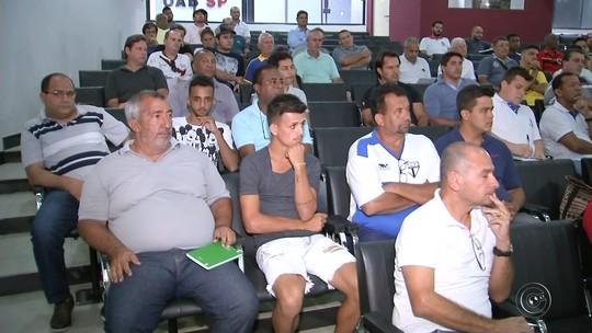Congresso técnico define diretrizes da Copa TV TEM de Futsal em Bauru