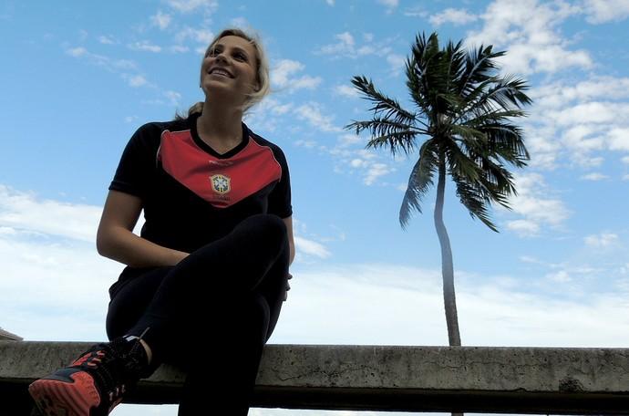 Fernanda Colombo (Foto: Elton de Castro)