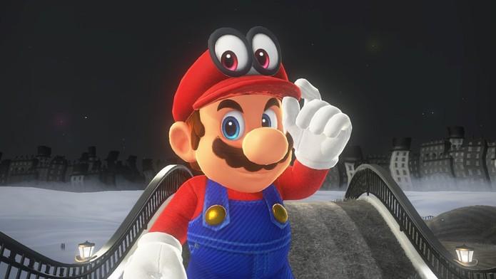 Super Mario Odyssey  (Foto: Reprodução/Felipe Vinha)