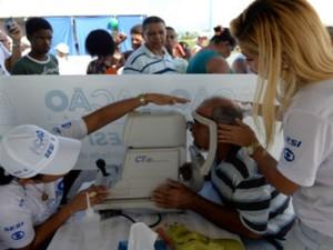 Ação Global 2016 acontece no dia 21 de maio, em Salvador (Foto: DIvulgação )