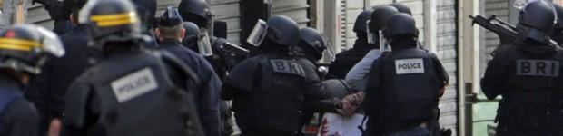 Dois morrem e 5 são presos em ação para caçar mentor de ataques na França; SIGA