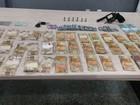 Trio suspeito de furtar R$ 5 mil de agência dos Correios é preso no AM