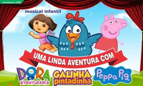 Musical infantil (Foto: Divulgação)