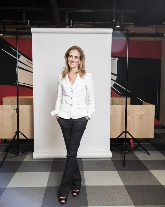 Raíssa Lumack. Vice-presidente de RH da Coca-Cola. (Foto: Daryan Dornelles/ Epoca)