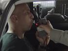 Sete motoristas são presos por embriaguez em Porto Velho