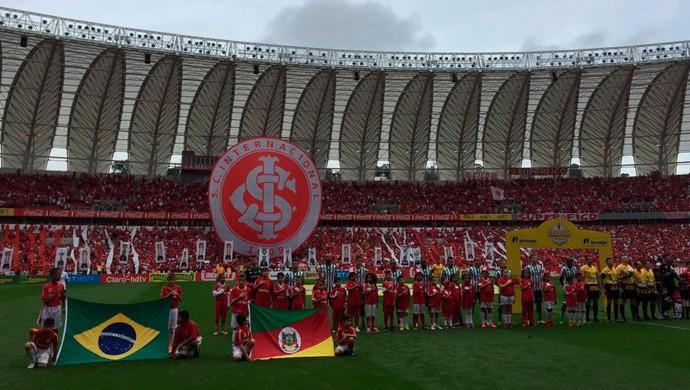Inter x Juventude final (Foto: Diego Guichard/GloboEsporte.com)