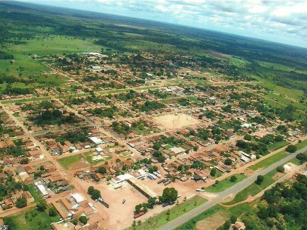 Nova Olinda fica na região norte do Tocantins (Foto: Reprodução/Facebook)