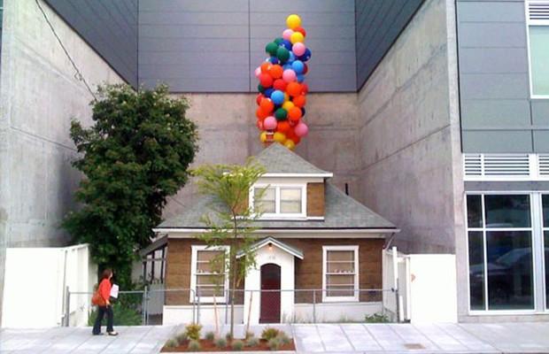 Casa de Edith Macefield (Foto: Reprodução / Youtube)