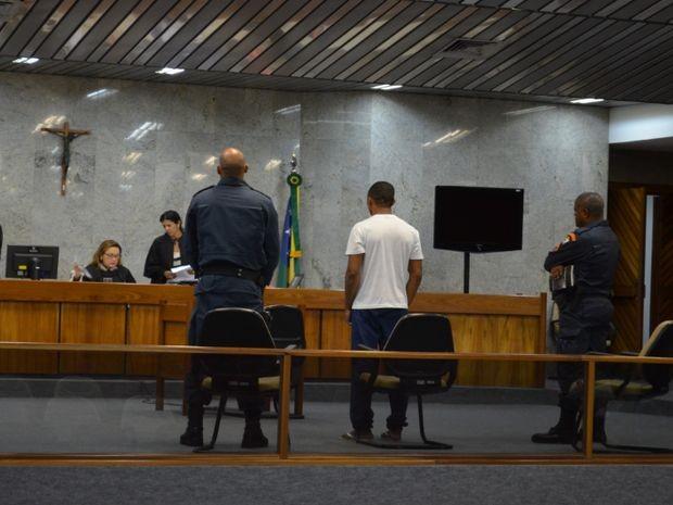 Julgamento foi realizado na manhã desta terça-feira em Aracaju (Foto: Daniel Soares/G1)
