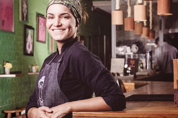 Renata Vanzetto é uma das chefs que participarão da ação (Foto: Divulgação)