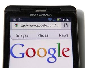 Google comprou a fabricante de celulares, tablets e smartphones Motorola (Foto: Kevin Lamarque/Reuters)