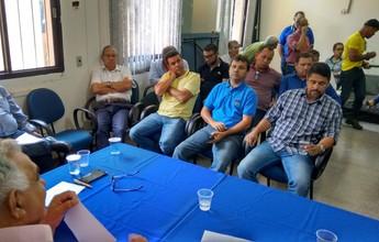 Clubes discutem propostas de apoio do Governo do Estado e da TV Morena