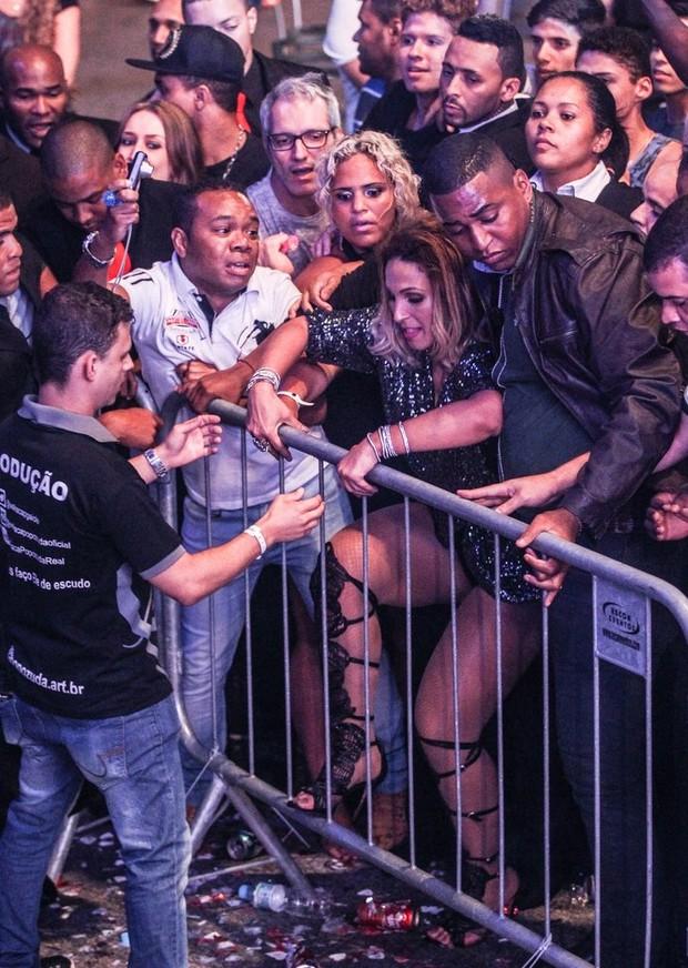 Valesca Popozuda (Foto: Francisco Silva / AgNews)
