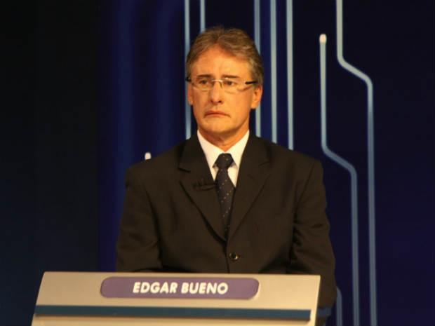Edgar Bueno (Foto: Cassiane Seghatti/G1)