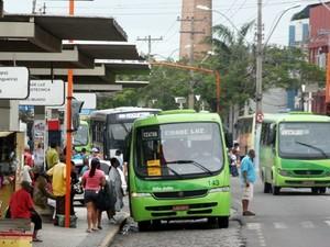 Diariamente centenas de pessoas dependem do transporte público da cidade (Foto: Divulgação/Prefeitura de Campos)
