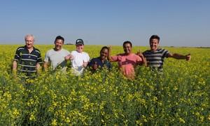 Dulcinéia Novaes conta as experiências na viagem ao Paraguai