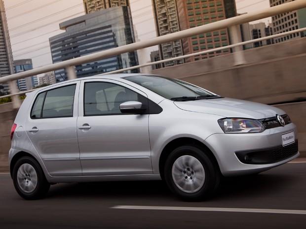 Volkswagen Fox Bluemotion 1.0 (Foto: Divulgação)