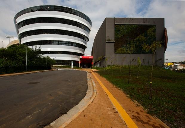 Centro Paralímpico Brasileiro, em São Paulo (Foto: Getty Images)