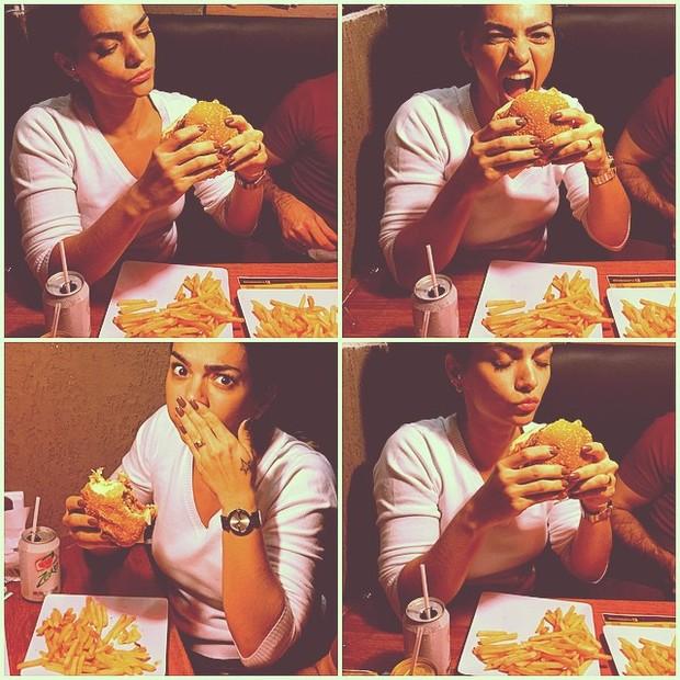 Kelly Key sai da dieta (Foto: Instagram/ Reprodução)