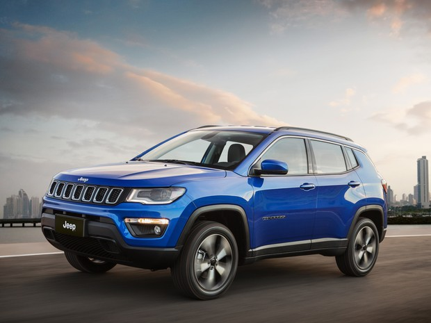 Novo Jeep Compass é lançado em Pernambuco